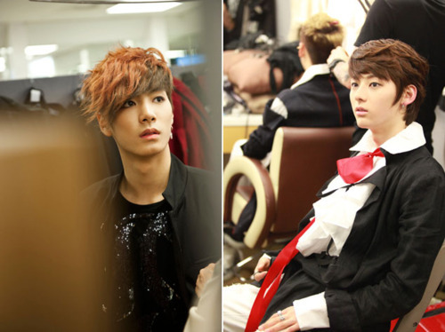 ♥♥JR and Minhyun!♥♥ ♥They are to me like Jonghyun and Key from SHINee!♥