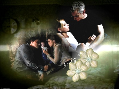 I'm a Spuffy shipper 100%, and I'm also a diehard Cangel fan. Bangel was sweet for a first love, but I think both Buffy and Angel went on to have deeper, more fulfilling and meaningful relationships with Spike and Cordy - relationships that were built on friendship and trust and not just love at first sight and shared misery. Spike and Buffy changed each other - as did Angel and Cordelia - in the best possible way. They brought out the best in one another and truly completed and complemented each other :)