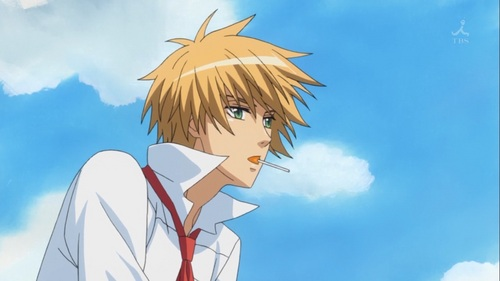 Usui Takumi...he's one of them...he's rlly smart, hot and awesome etc.