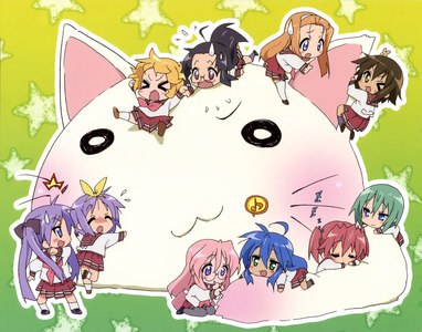 Lucky Star~ well, that's one of them