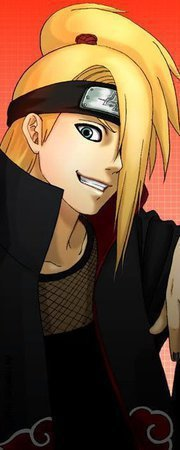 It will always be Deidara for me <3 He's just so hot! And just plain awesome xD and he's just obsessed with blowing things up! My kinda guy ;D haha