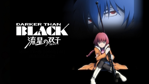 malaikat Beats: because it really touched my life Darker than Black: because I DARE anda to find an anime that comes even close to how brilliantly and well done those series were done
