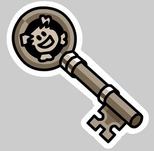 I gotta key