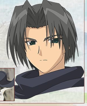 the coolest an hottest guy in my book(im a guy), is Benawi from Utawarerumono