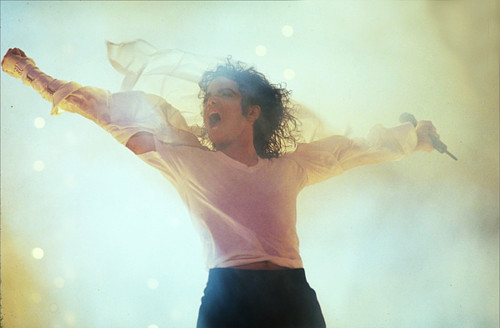 I can´t really decide, i love all of his Dance Moves! The Moonwalk, the Crotch grab, the Robot Dance,the Toe Stand...i just love the way he danced,every Dance verplaats of him was incredible! Every verplaats of Michael was magic and pure Perfection!