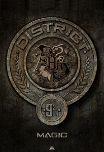 I present... District 9 3/4!