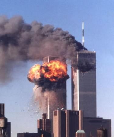 September 11, 2001... U_U