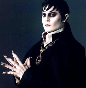 Johnny Depp as Barnabas Collins ♥