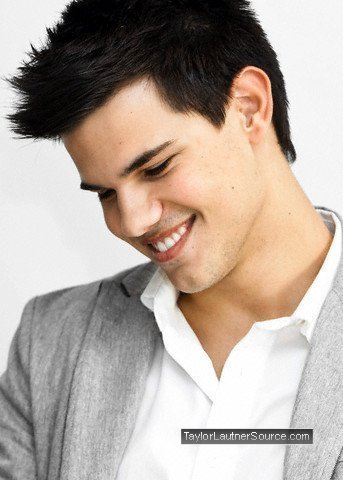 here is mine Taylor Lautner