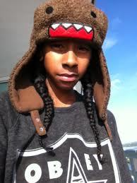 actually ray ray last year 2011 he was 13 so this year 2012 he is 14 years old so next year he will be 15 get it straight.he looks good