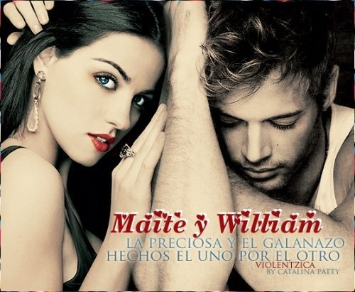 William Levy couple