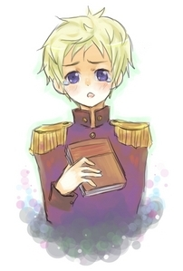 Latvia, he's so cute!~