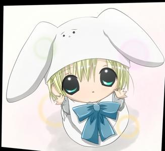 Suzune from Kamichama Karin
