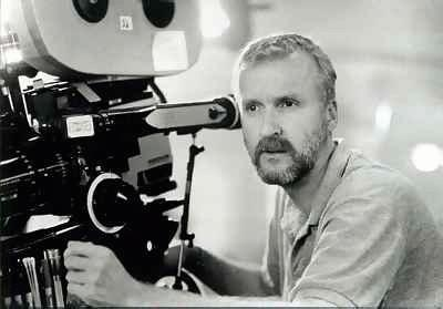James Cameron. Steven Spielberg and Michael teluk, da? are also my idols.
