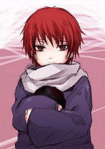 Little Sasori ^.^