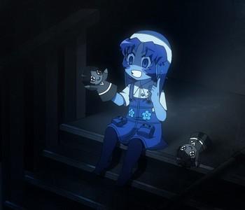 Now who doesnt 愛 a killer kid like Reisuke Houjou from Mirrai Nikki? XD