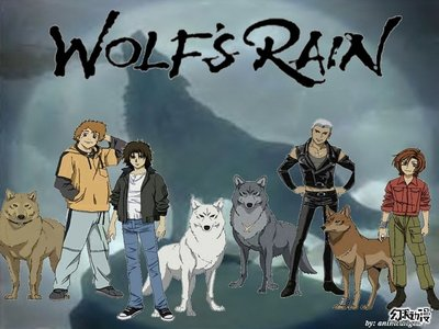 """I think of Wolf's Rain when I hear the word """"anime."""""""