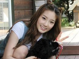 Taeyeon she's really cute