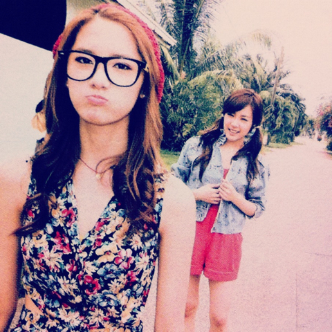 Yoona and Tiffany! ^^