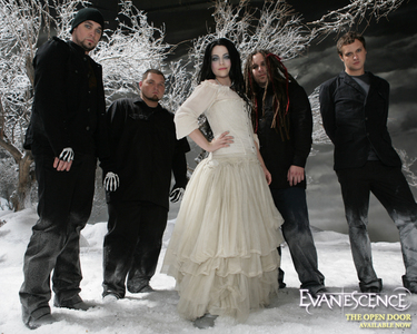 Blue, red, green, and black. Amy Lee.
