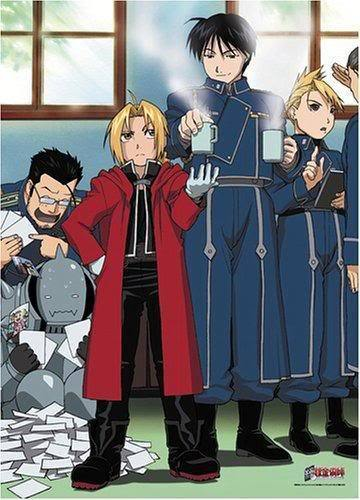 Fullmetal Alchemist. LOL I Любовь episodes 13 and 37! <3