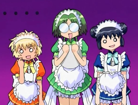 Gah I 爱情 so many 日本动漫 it's hard to choose just one but my 最喜爱的 日本动漫 right now is hmm..maybe Tokyo Mew Mew!
