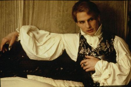 Tom Cruise as Lestat in Interview with the Vampire: The Vampire Chronicles