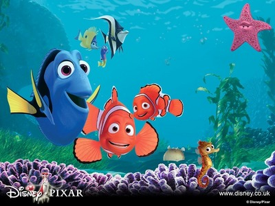 Was, still is, and will always be... Finding Nemo