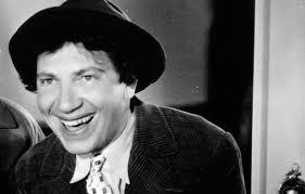 Chico Marx! He is one of my heros, watching him play was breath taking and when I first saw him play, My mind was made. I would play the piano.