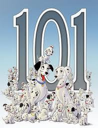 hhmmm i would have to say my top, boven 3 :101 dalmatians, Oliver and company, and the aristocrats