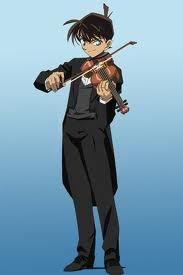 my first Аниме crush was shinichi kudou he is soooooooocool as i have ever knew him