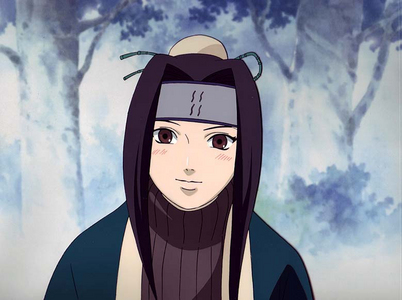 My first Аниме crush was Haku from Наруто