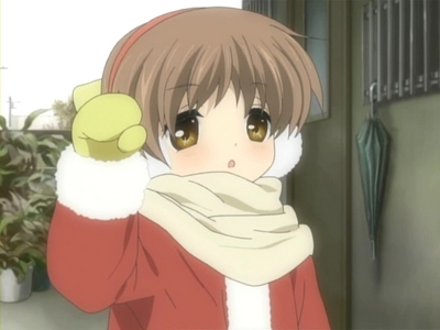 Ushio chan XD DAHH SO CUTE!