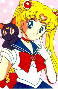 If it was Sailor Moon's birthday, I'd take her out to dinner, get us some ice cream afterwards , catch a movie, and basically treat her like a Queen :D