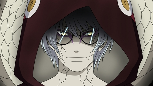 Kabuto Yakushi - Naruto/Naruto Shippuden i loved him even before i knew he was a bad guy but i think i loved him even もっと見る AFTER i found out lol! especially now, i think he is a total badass! <333