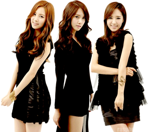 Of course the triplets Yuri,Yoona and Seohyun