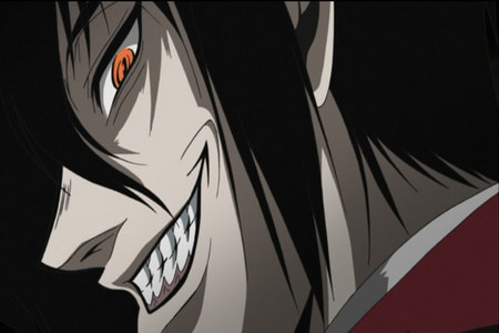 WTF... How the hell did I get Alucard?... I don't even watch Hellsing(Even though I want to...)