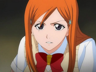 I think orihime i use to not like much :3 but now i adore her :3