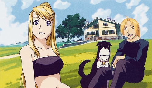 Winry :3 (Since I can't do Edward >3>)
