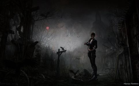 [b][i]Doppelgangers[/b][/i] [b][i]Graveyards[/b][/i] [b][i]Dark Forests[/b][/i] [b][i]Old Castles[/b][/i]