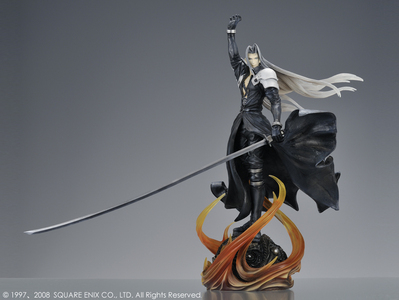 I have a few, i 爱情 my Ichigo figures (have one for every change he's gone through XD) but i would say, Sephiroth - Final 幻想 VII, is my absolute fav at the moment :)