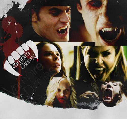THE VAMPIRE DIARIES! Do i need a reason?