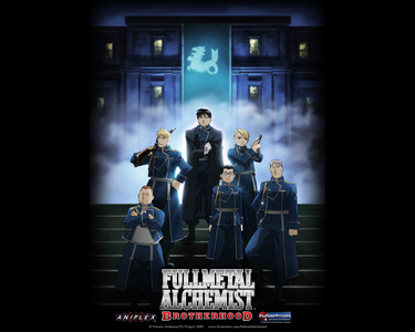 since you've watched full metal alchemist, then I'll recommend the full metal alchemist brotherhood, it's my 最喜爱的 日本动漫 and it's based on the first season so 你 might like it ;p