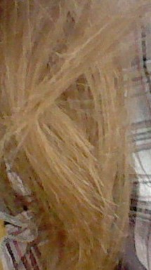 THIS COLOUR! Dirty blonde, in 更多 than one meaning >;)