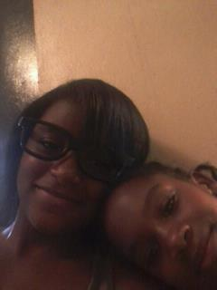 Black XP (me and my sis)