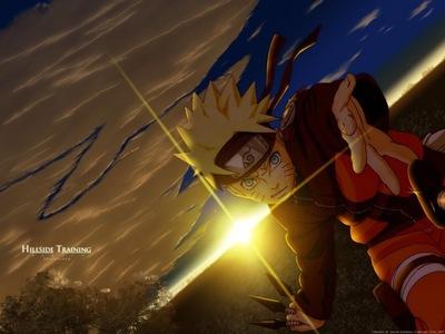 Naruto. Also Ouran HSHC.