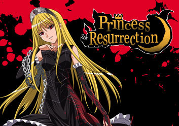 Princess Lilianne from princess Ressurection