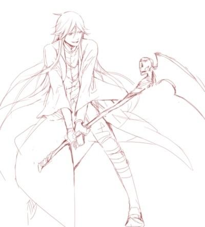 Undertaker o Alan (if the Kuro Musical counts too)^-^
