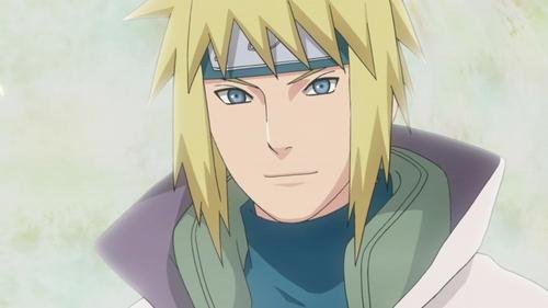 Minato namikaze from Naruto shippuden <3