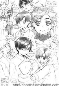 Irks. Ill just post this pic of an adorable Artemis Fowl collage.